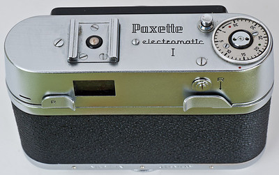 Braun Paxette Electromatic