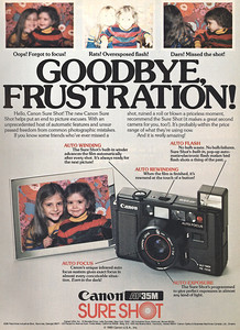Ad from Popular Photography, March 1980