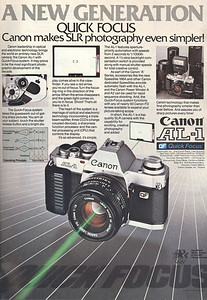 Ad from Popular Photography, Nov. 1982