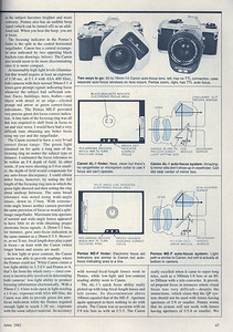 Article from Modern Photography, April 1982