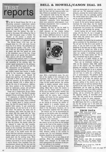 Review from Popular Photography, June 1964