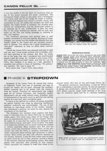 Review from Popular Photography, April 1968