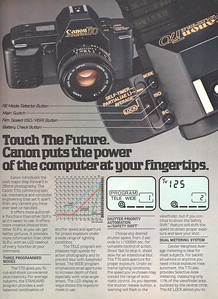 Ad from Popular Photography, Aug. 1983
