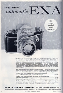 Ad from Modern Photography, Feb. 1967