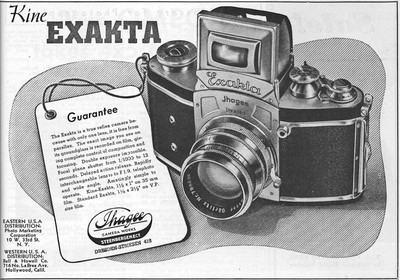 Ad from Popular Photography, Nov. 1938