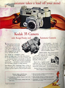 Ad from Popular Photography, Oct. 1948