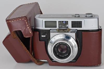 Kodak Automatic 35 Field Case
