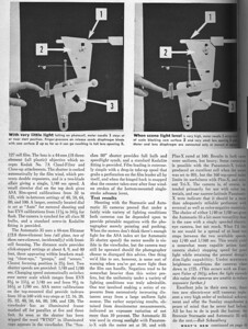 Article from Popular Photography, May 1959