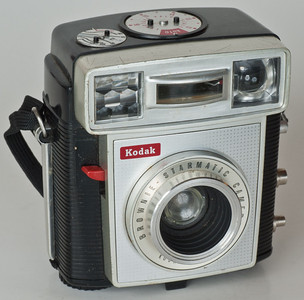 Kodak Brownie Starmatic (1959-61; also shown separately)