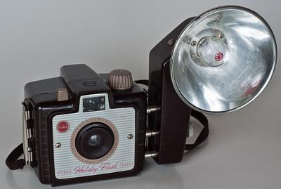 Kodak Brownie Holiday Flash (1953-57)