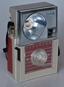 Kodak Hawkeye Flashfun (1961-69)
