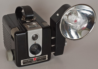 Kodak Brownie Hawkeye Flash (1950-61)