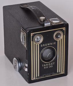 Kodak Brownie Target Six-20 (1946-52)