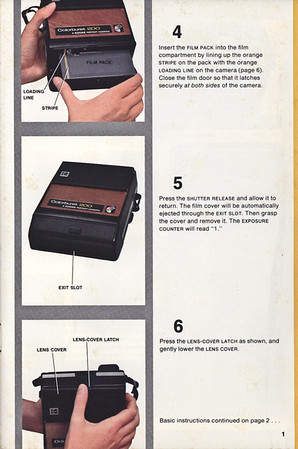 Kodak Colorburst 200 instructions