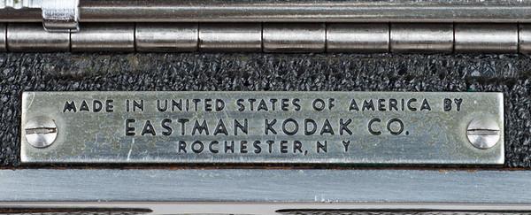 Kodak Ektra. made in the USA