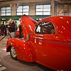 1940 Willys, 1940 Willys Car,  Classic Car Red, Syracuse Nationals Car Show