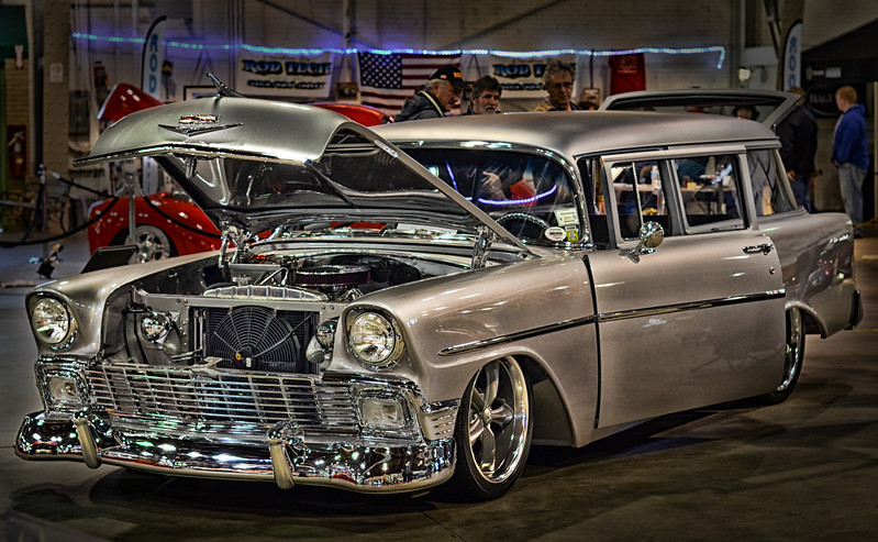 Syracuse Nationals Car Show