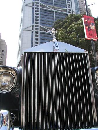 """Hong Kong """"Classic Car Show """""""