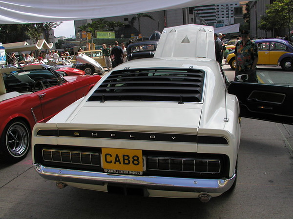 Hong Kong Classic Car Show Visualsenses