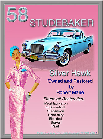 Studebaker and Poster Design