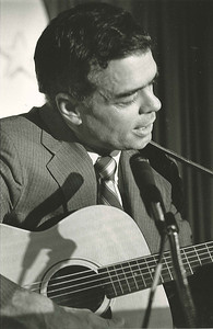 Illinoisan John Block was Secretary of Agriculture and a guitar player and signer who entertained at both the NRECA annual meeting and YT