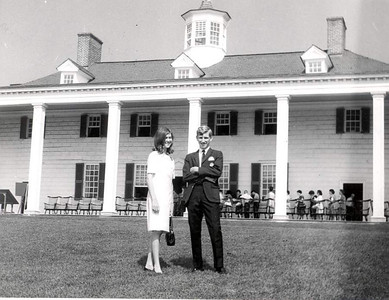 Georgia Students at Mount Vernon, 1966