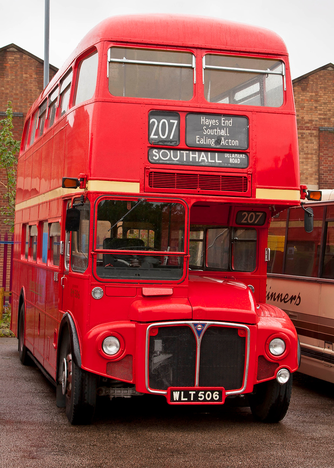 WLT 506 London Transport <br /> 1960 AEC Routemaster with Park Royal Bodywork. A true Icon of the capital.