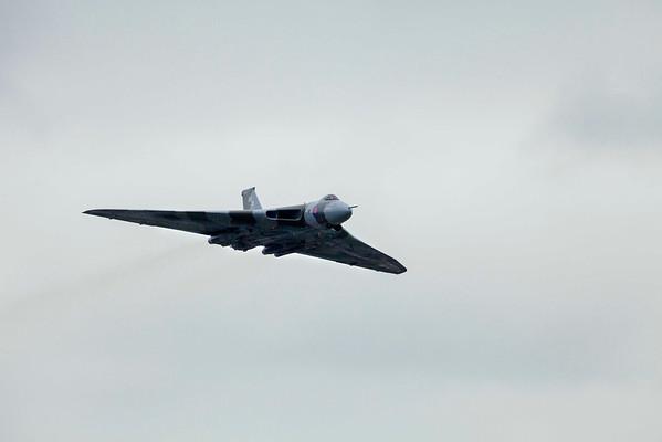 Vulcan Farewell