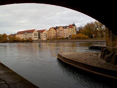 Regensburg bridge