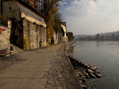 Passau walkway