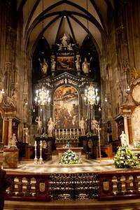 St Stephens-Vienna