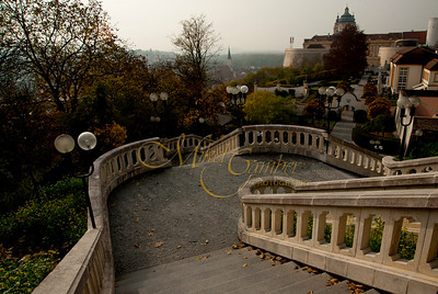 Stairs to Melk