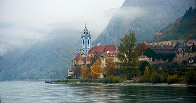 Durnstein town