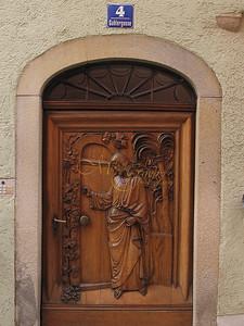 Christ Door