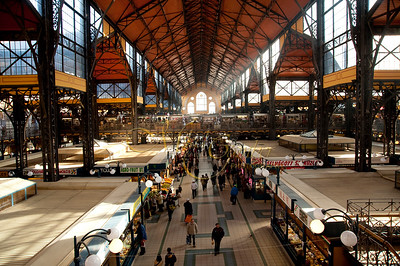 Great Market-Budapest