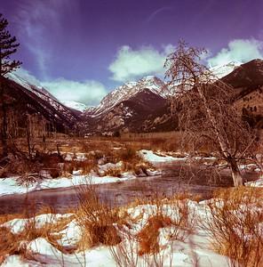 Fall River Winter