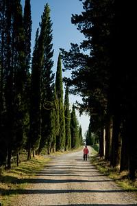 Old man Tuscan Lane