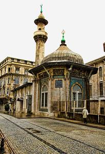 Mini mosque