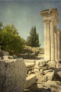Ephesus path