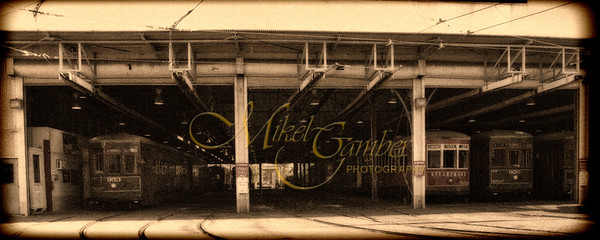 Carollton station