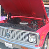 1972 Chevy C10 Pickup - engine