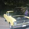 1964 Ford Falcon Ranchero - front