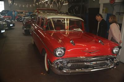 1957 Chevolet 210 Station Wagon