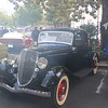 1934 Ford 3 window coupe with rumble seat