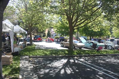 Moraga Classic Car show 2013