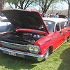 1960s Chevy wagon low-rider