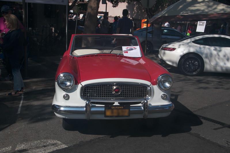 1959 Nash Metropolitan - front