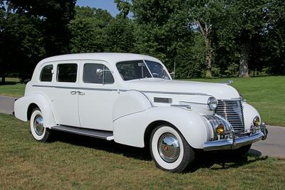 1940 Cadillac Limo