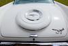 Trunk of 1958 Chrysler Imperial.