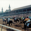 1995 Kentucky Derby won by Thunder Gulch
